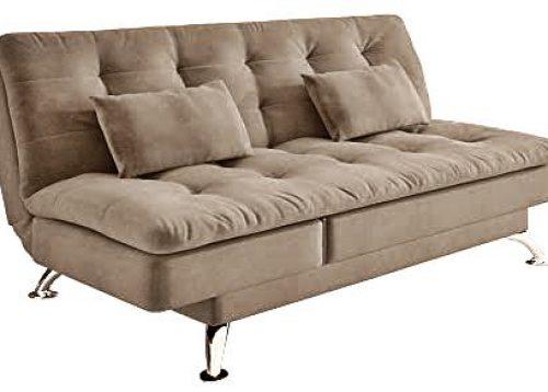 Posso trocar os pés do sofá?